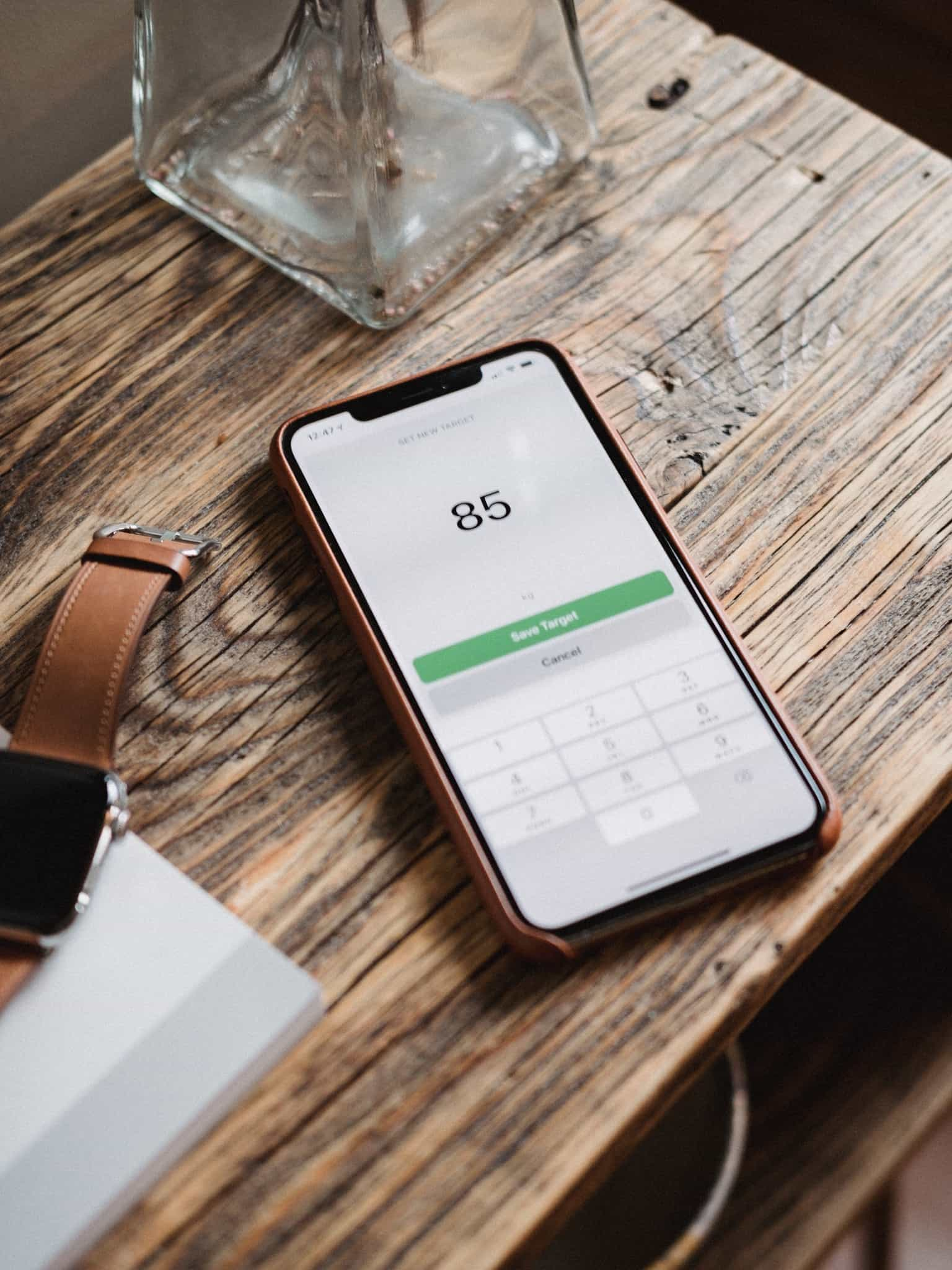 the best weight tracking app for iphone the sweet setup