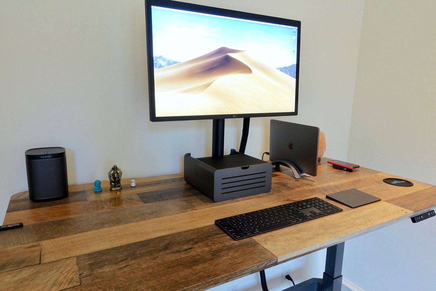 Justin Kaplan's Mac and iPhone setup)