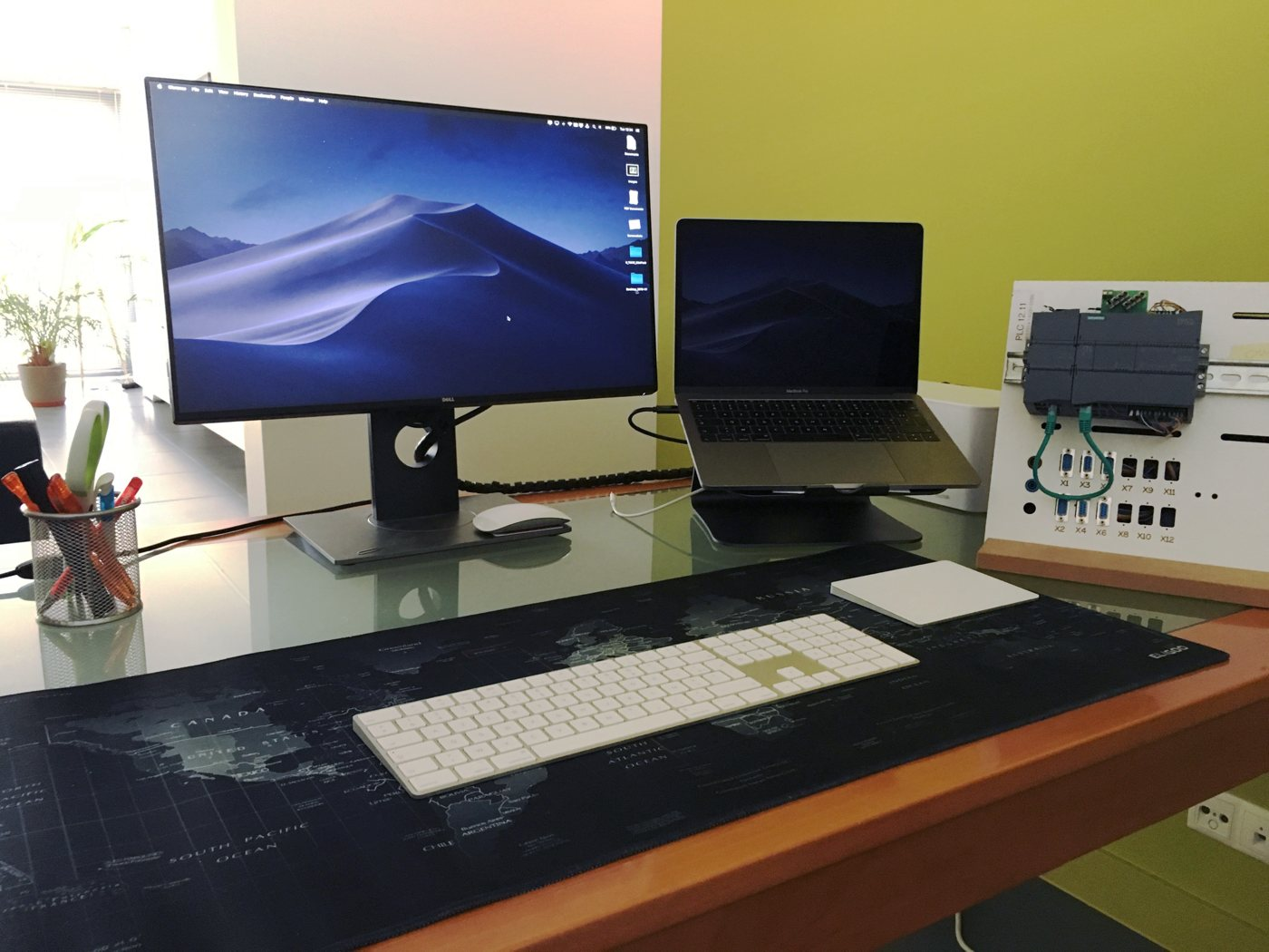 Kurt Van de Poel's Mac and iPhone setup