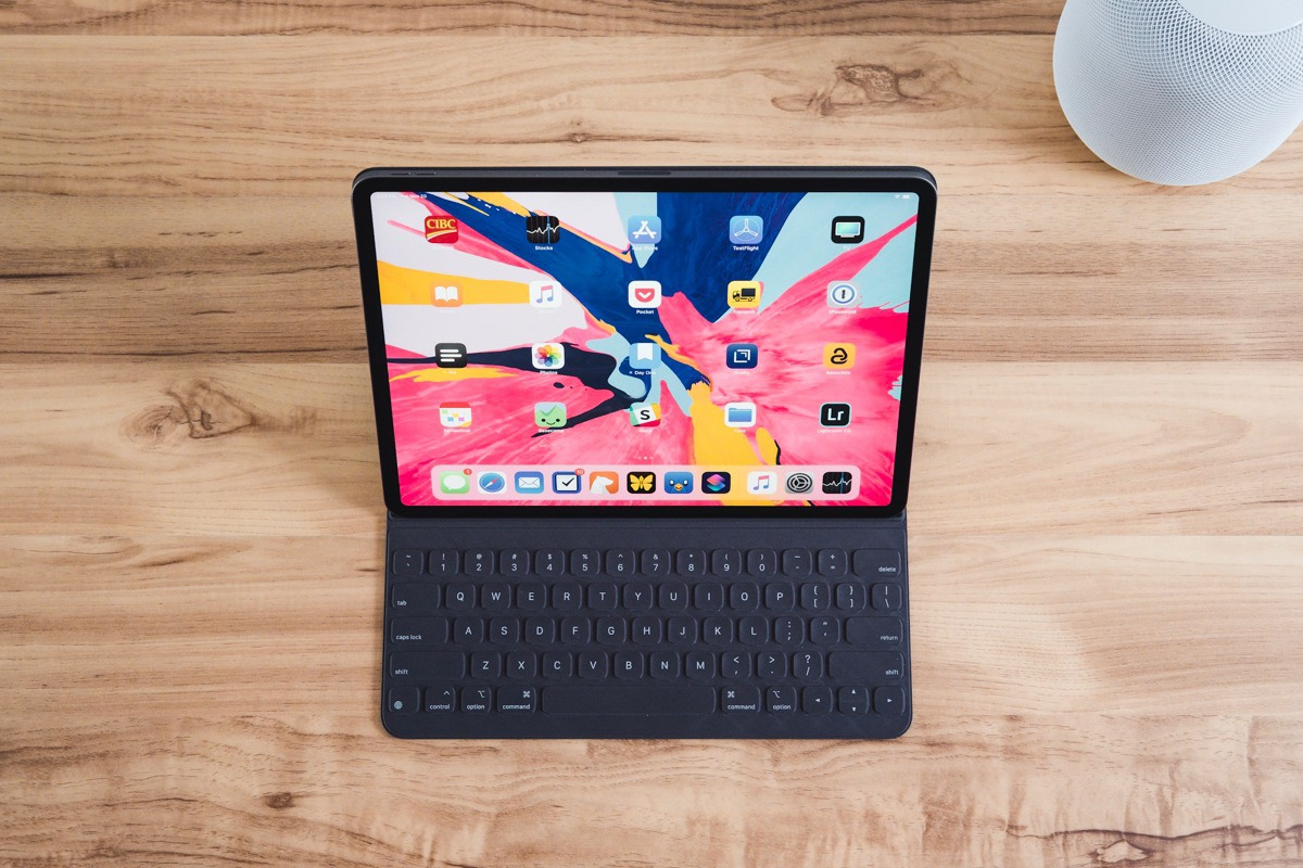 A Review of the New 2018 iPad Pro