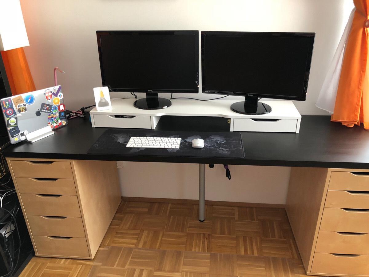 Rose Orchard's desk