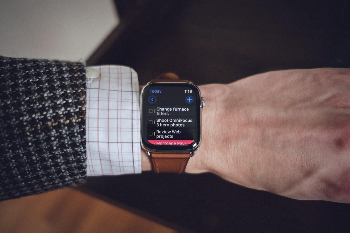 Things for Apple Watch Hero