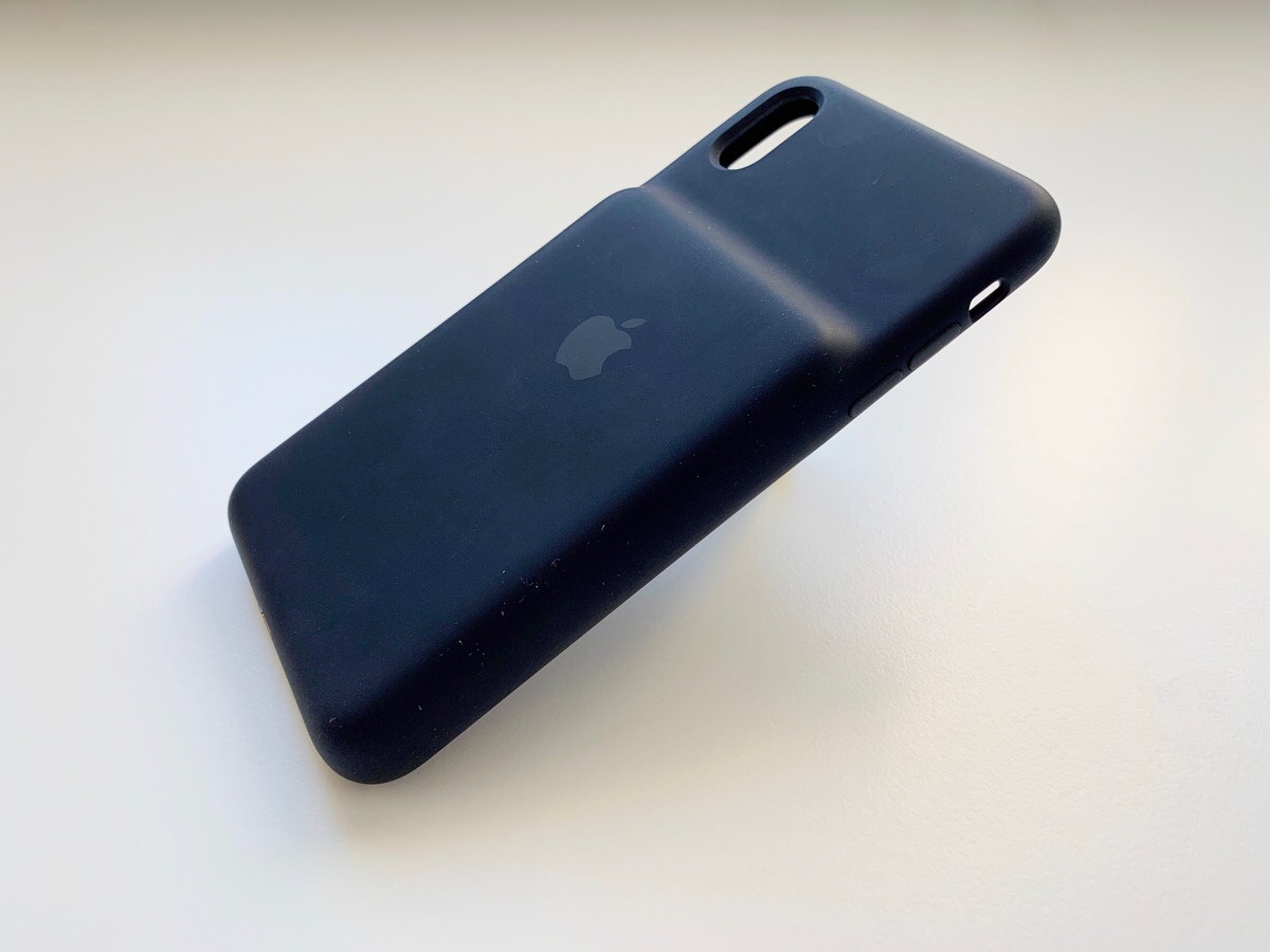 apple iphone xs charger case