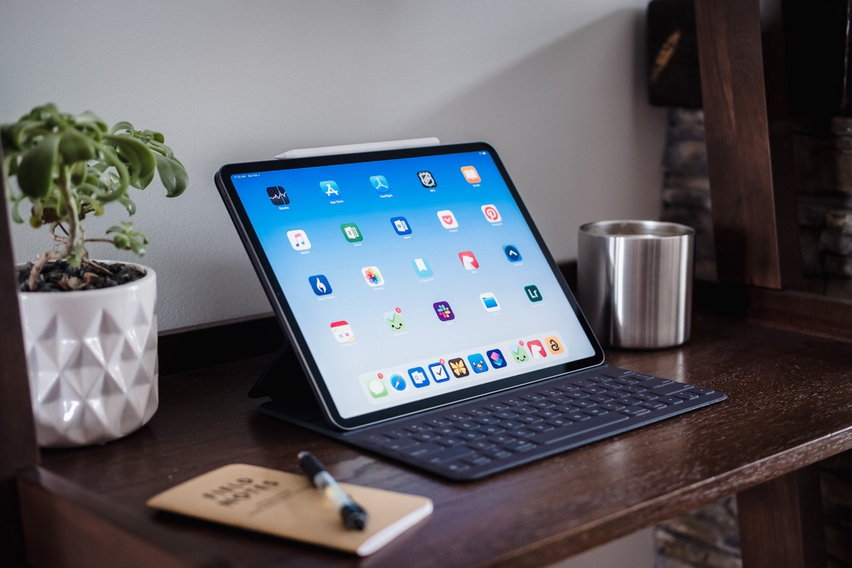 Josh Ginter's iPad setup