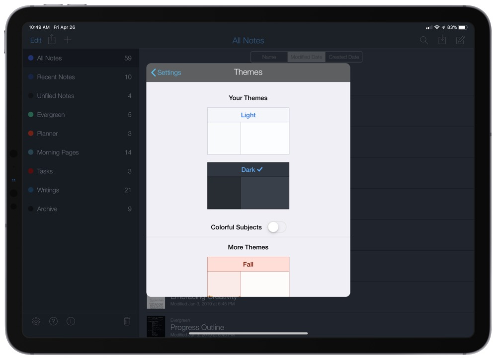 The Best App for Taking Handwritten Notes on an iPad – The Sweet Setup