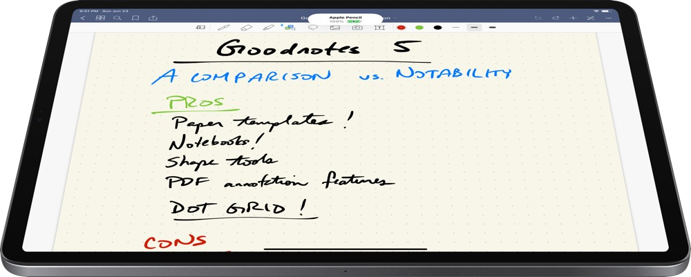 Best free handwriting to text app for ipad