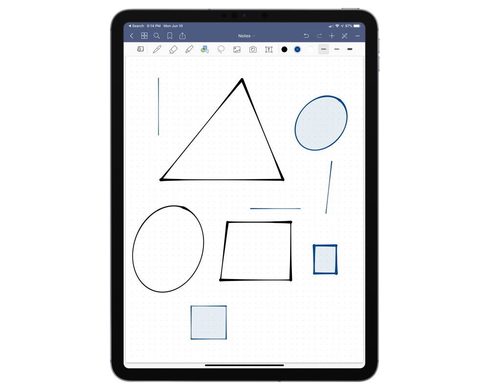 The Best App for Taking Handwritten Notes on an iPad – The