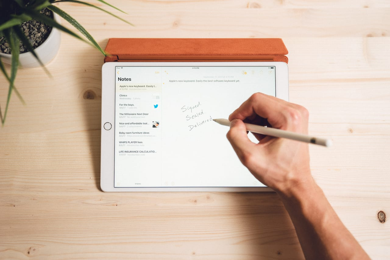 The Best Notes App for iPad in 2019