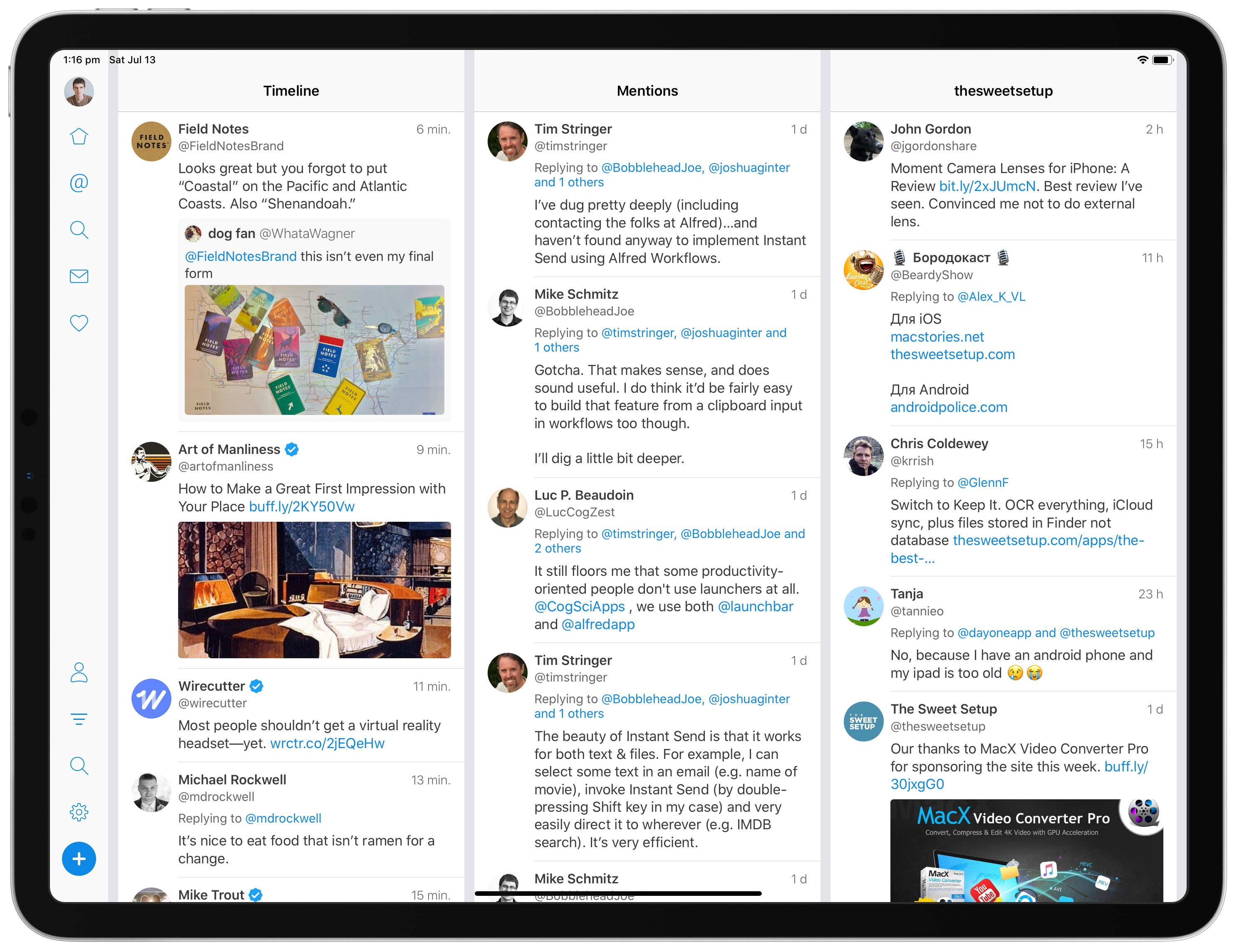 Fine Fenix The Full Screened Full Featured Ipad Twitter Client Download Free Architecture Designs Scobabritishbridgeorg