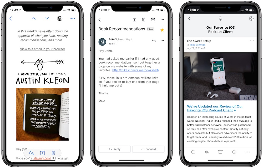 3 Troubling Trends We See in iOS Email Apps – The Sweet Setup