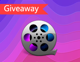Get the best 4K video converter for free, win Samsung 4K TV and more prizes.
