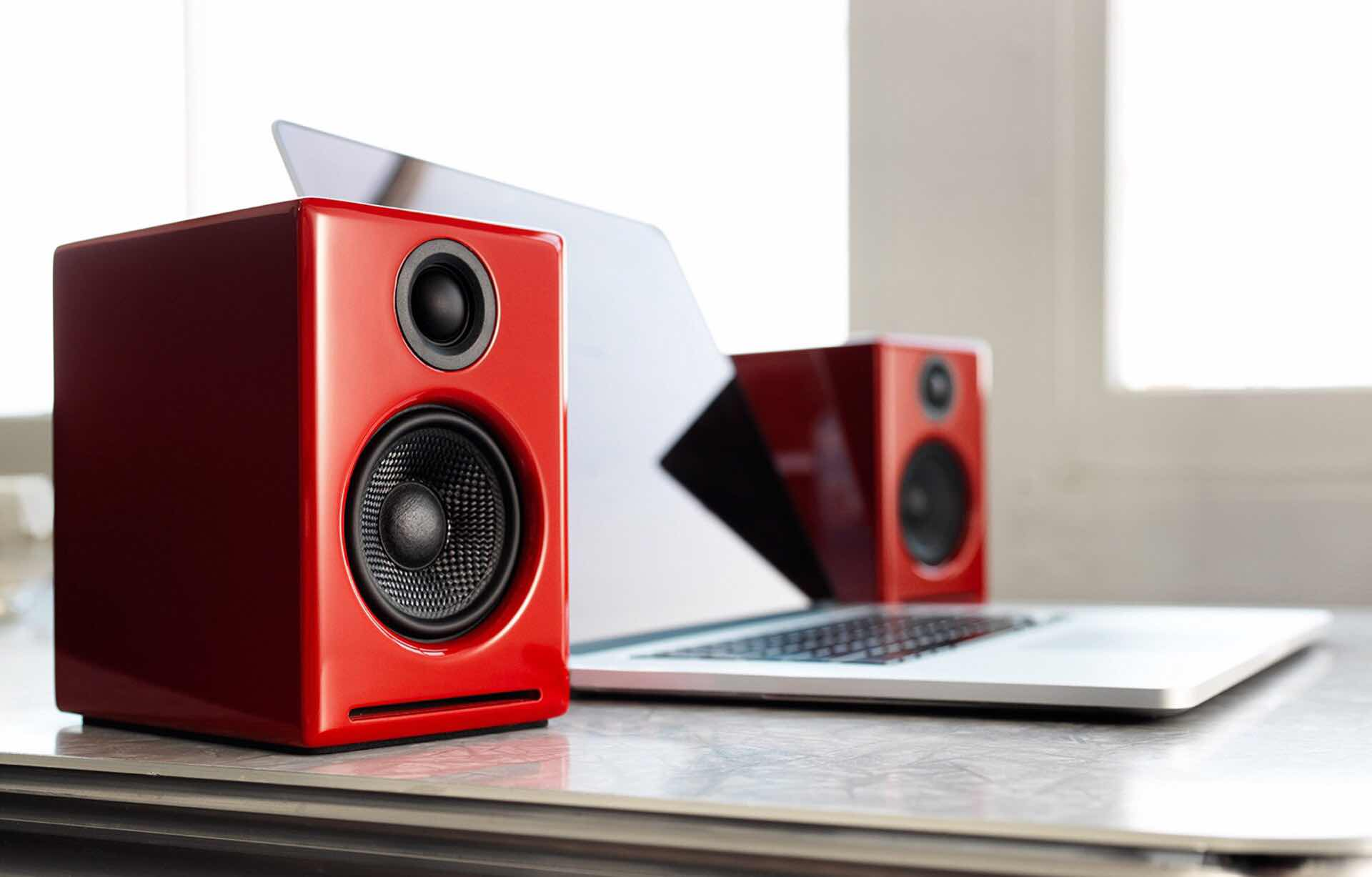 Audioengine A2+ Wireless Computer Speakers