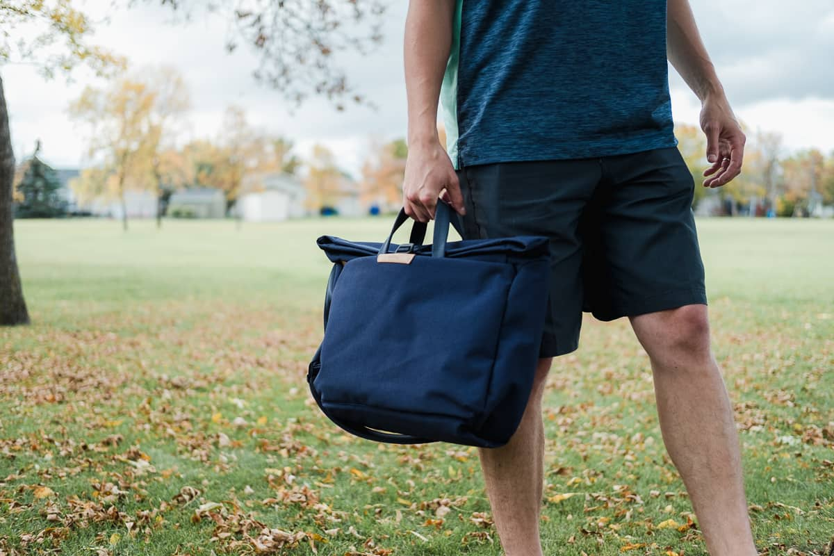 The Bellroy System Work Bag Review