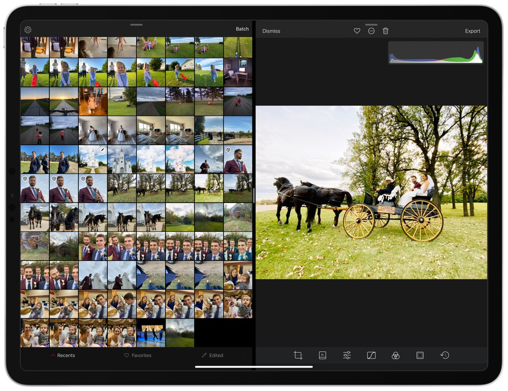 Darkroom 4.3 Introduces Support for iOS 13 and iPadOS, and Happens to Be a Great App for Editing Ultra-Wide Photos – The Sweet Setup