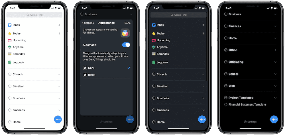 Things Todo App Updated for iPadOS and iOS 13 with New Multi-Window Support, Home Screen Widget, Share Extension, and Improved Reminders Import