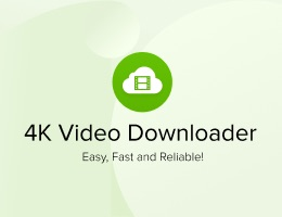 Don't miss your chance to try 4K Video Downloader for free.