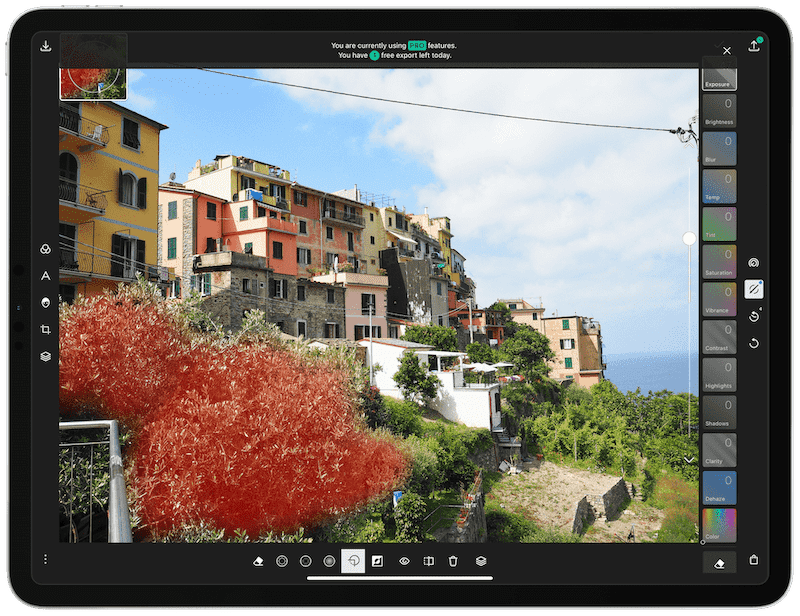 best free photo editing apps for ipad 2