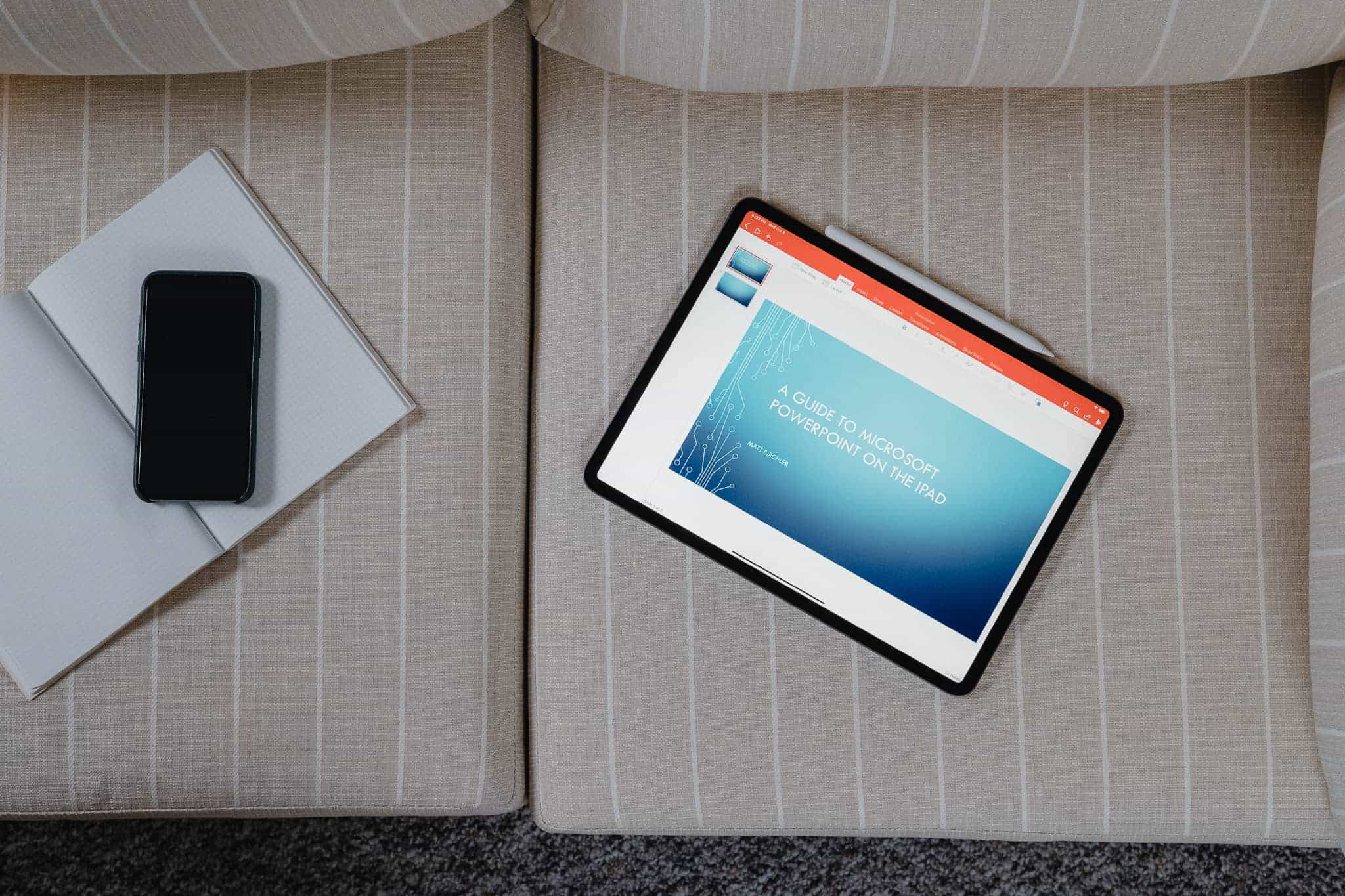 A Beginner's Guide to PowerPoint on the iPad