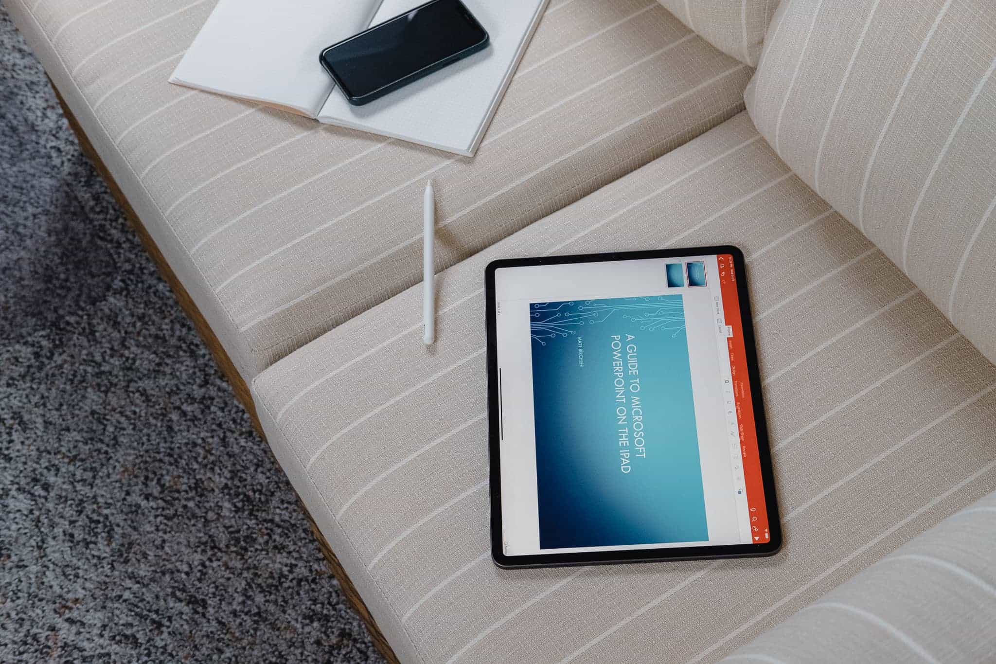 A Beginner S Guide To Powerpoint On The Ipad The Sweet Setup