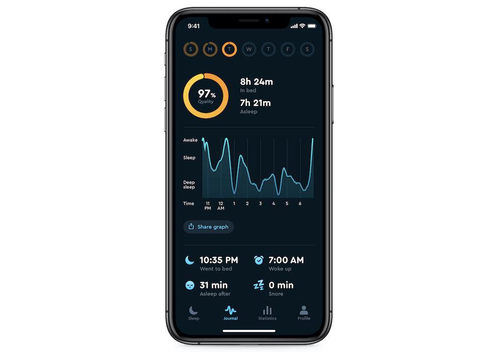 Apps We Love: Sleep Cycle