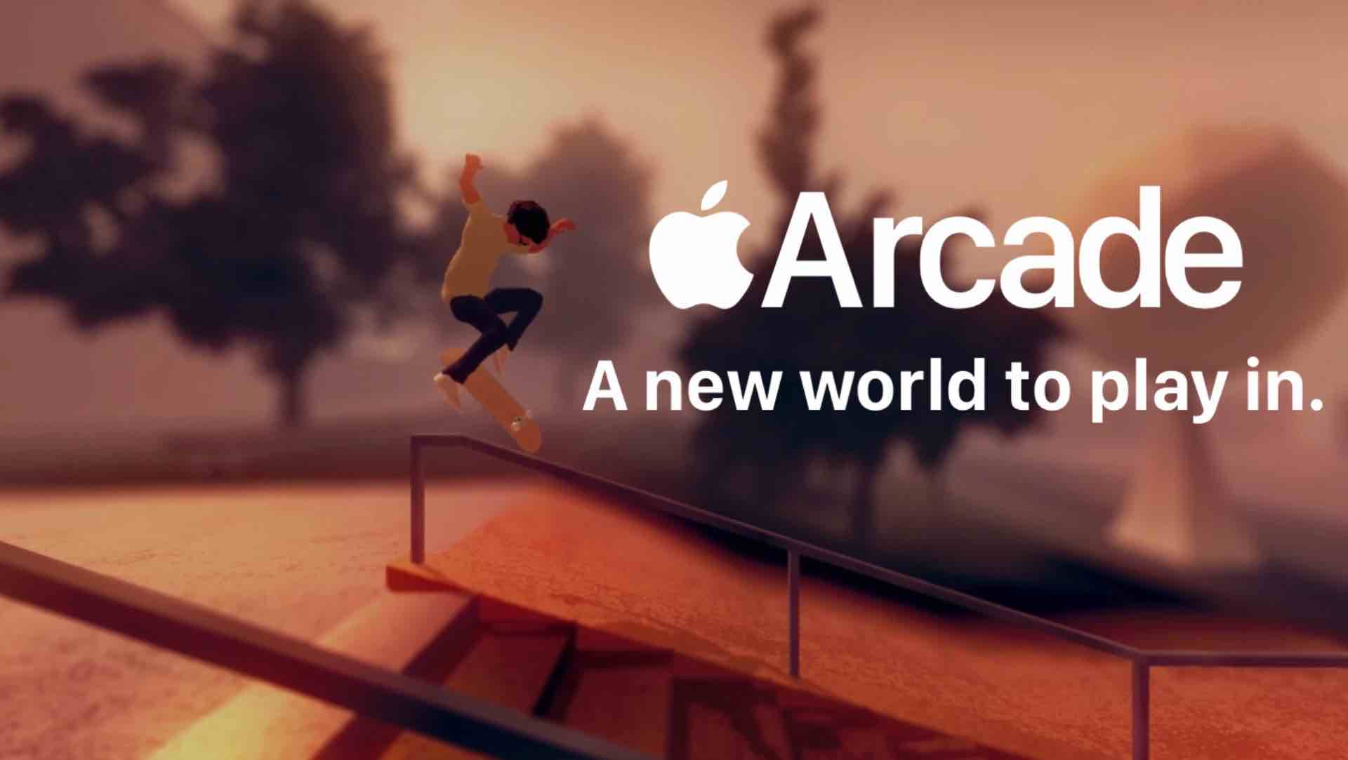 Favorite Games 2019 — Apple Arcade