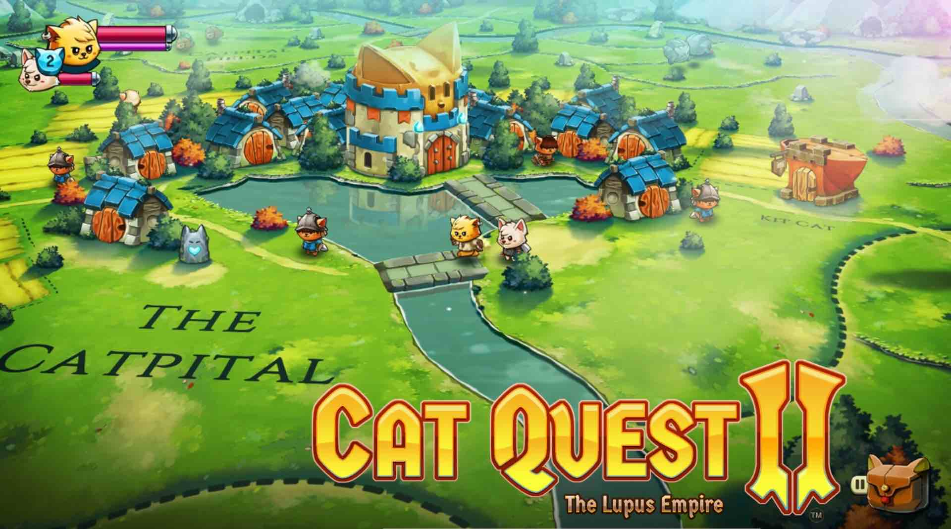 TSS Favorite Games — Cat Quest II