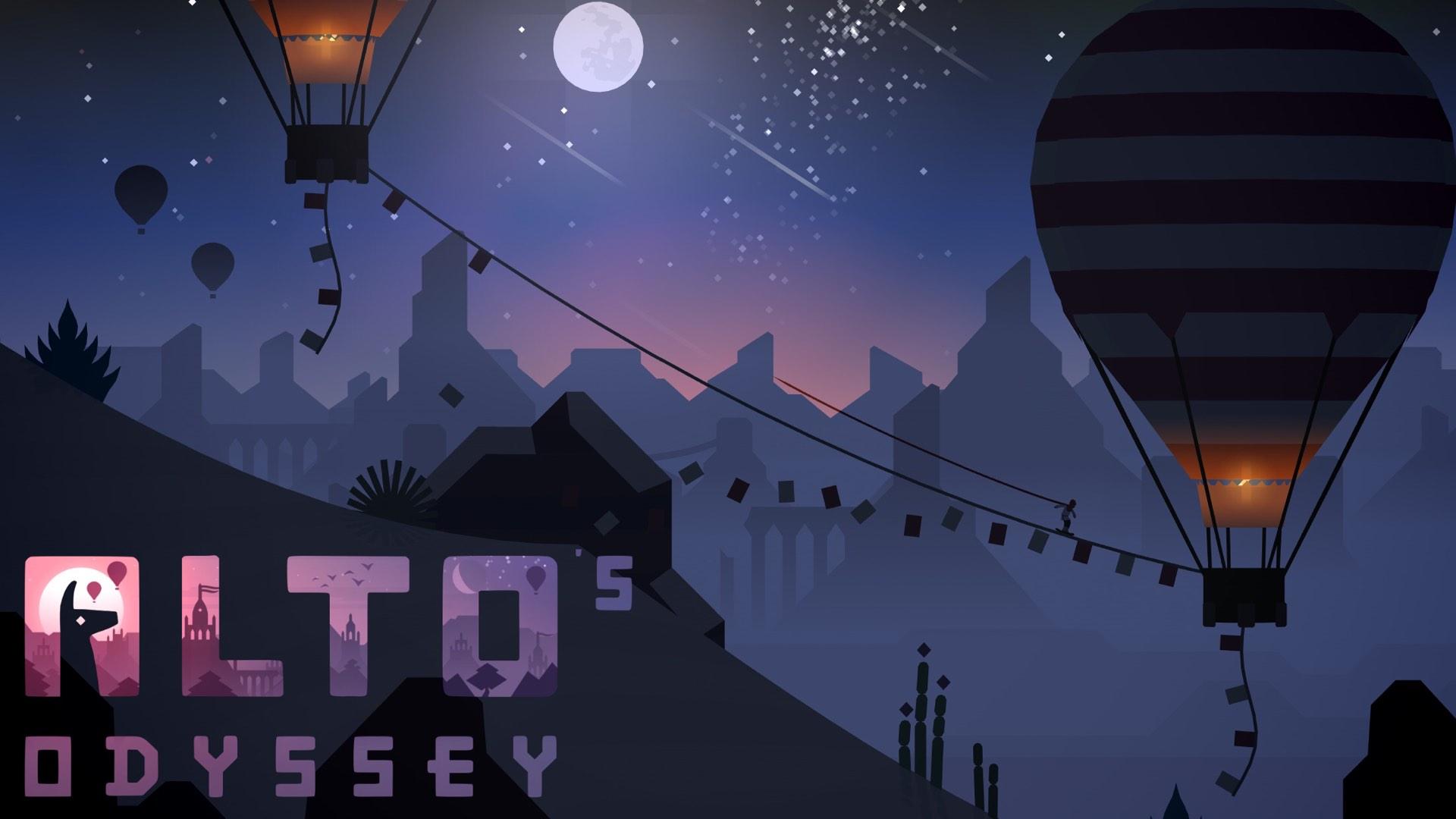 TSS Favorite Games — Alto's Odyssey