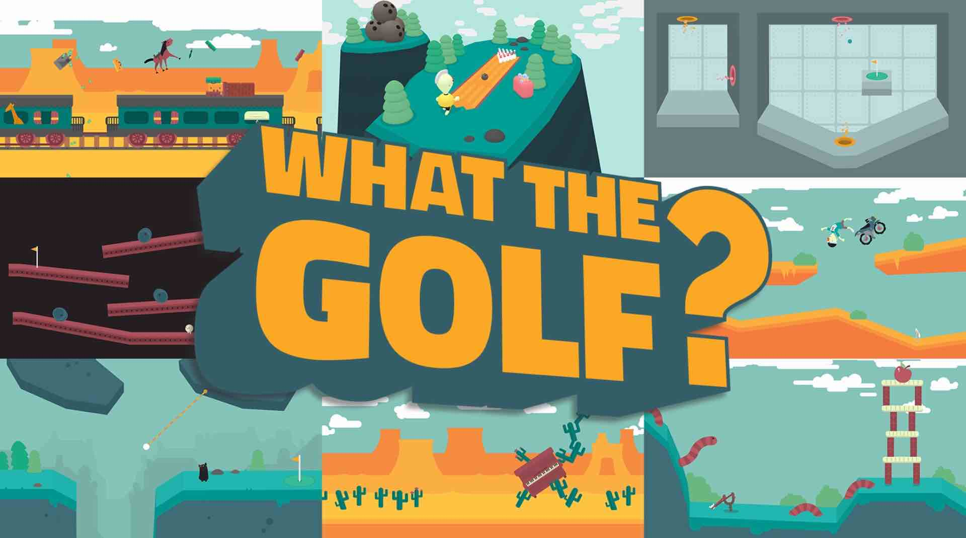 TSS Favorite Games — WHAT THE GOLF?