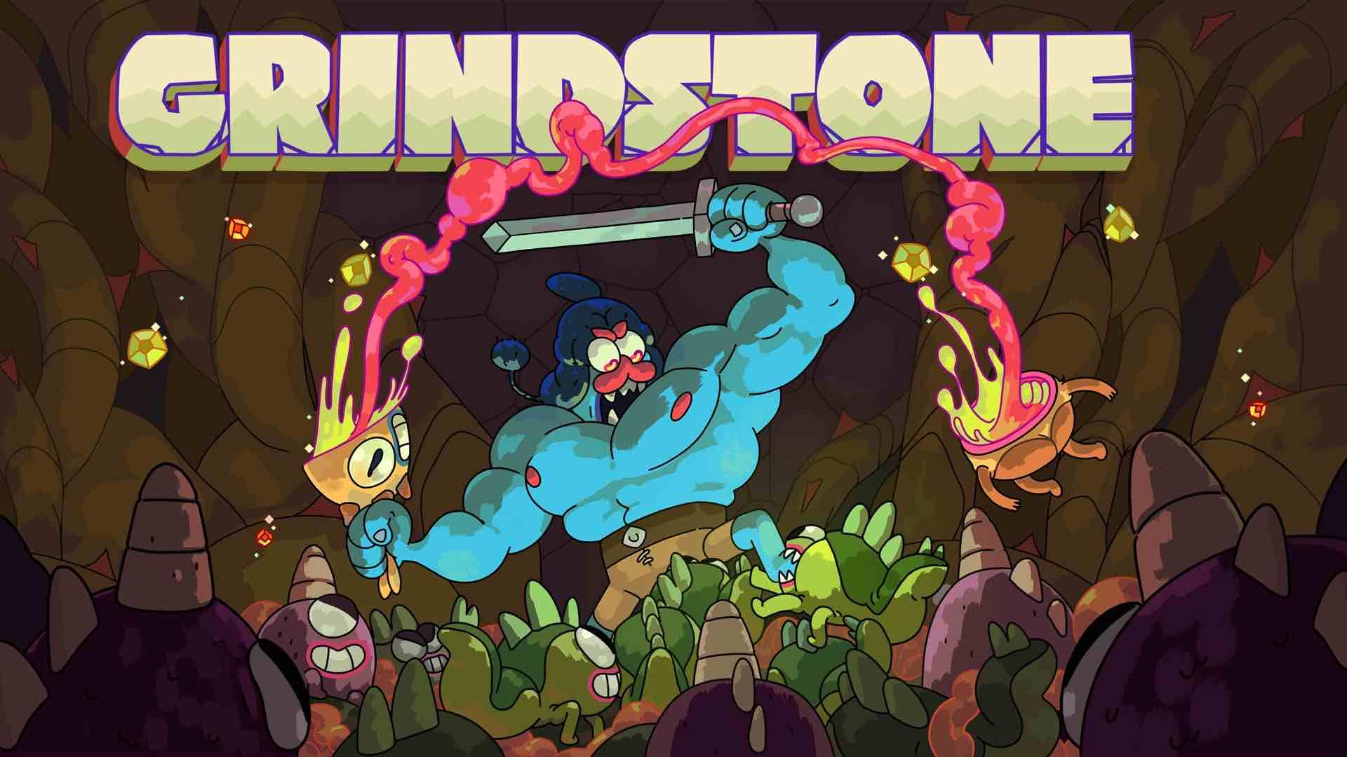 TSS Favorite Games — Grindstone