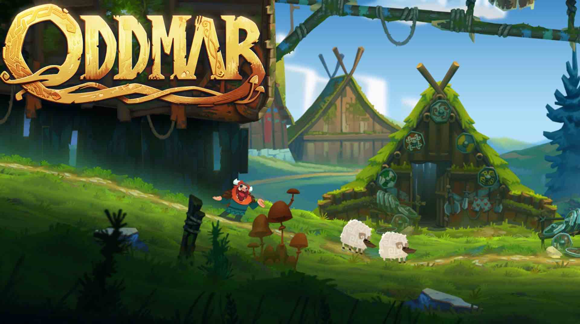 TSS Favorite Games — Oddmar