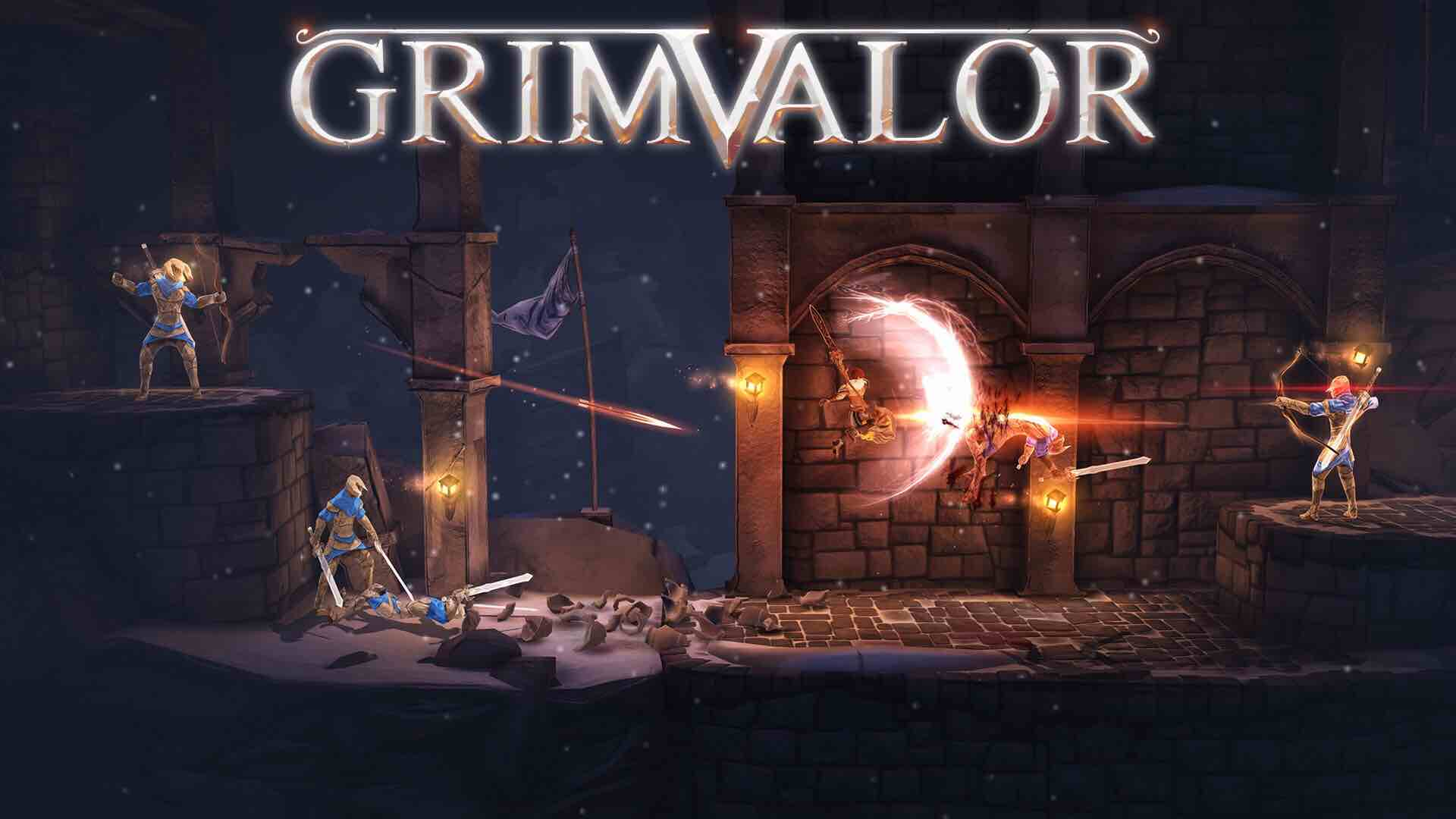 TSS Favorite Games — Grimvalor