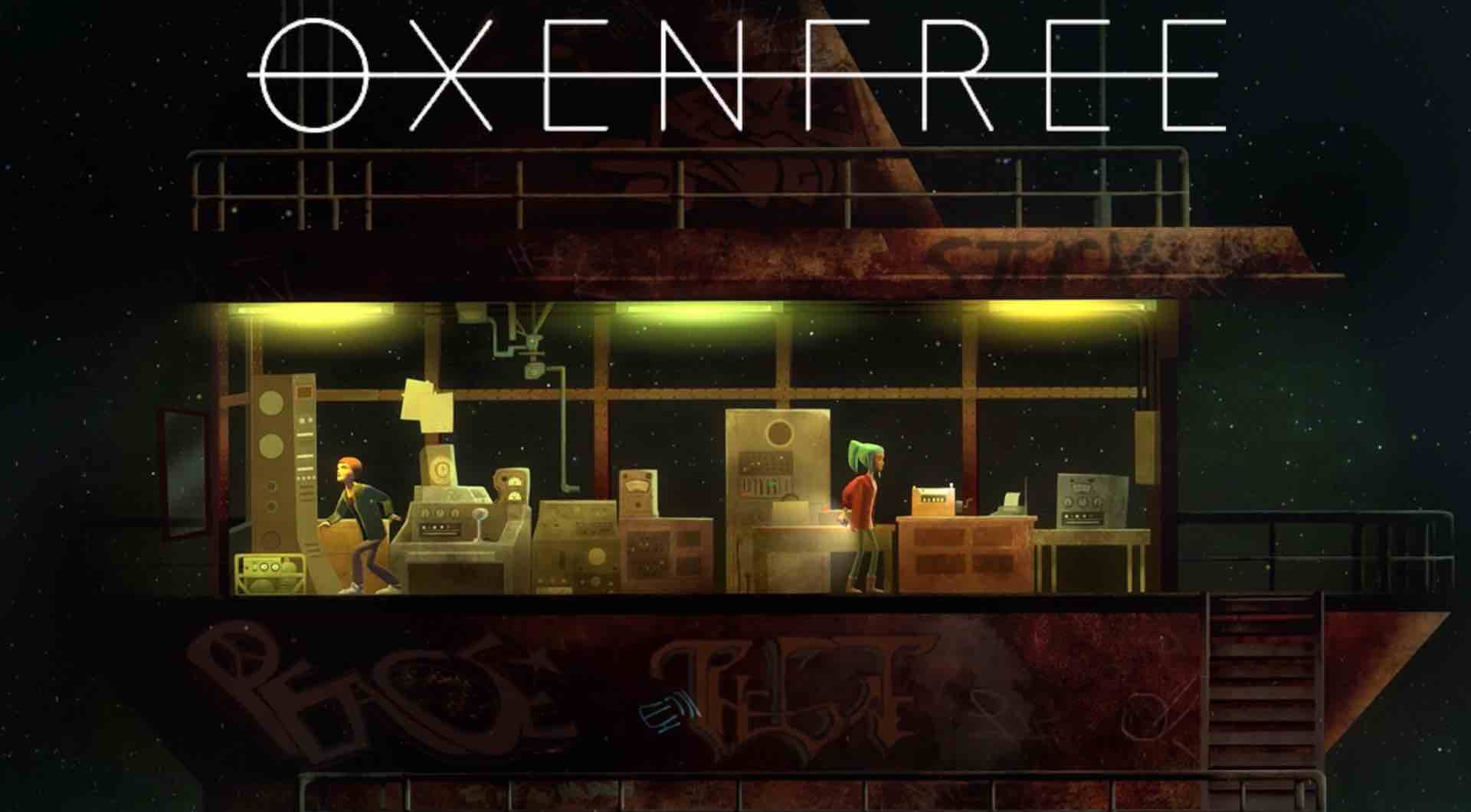 TSS Favorite Games — Oxenfree