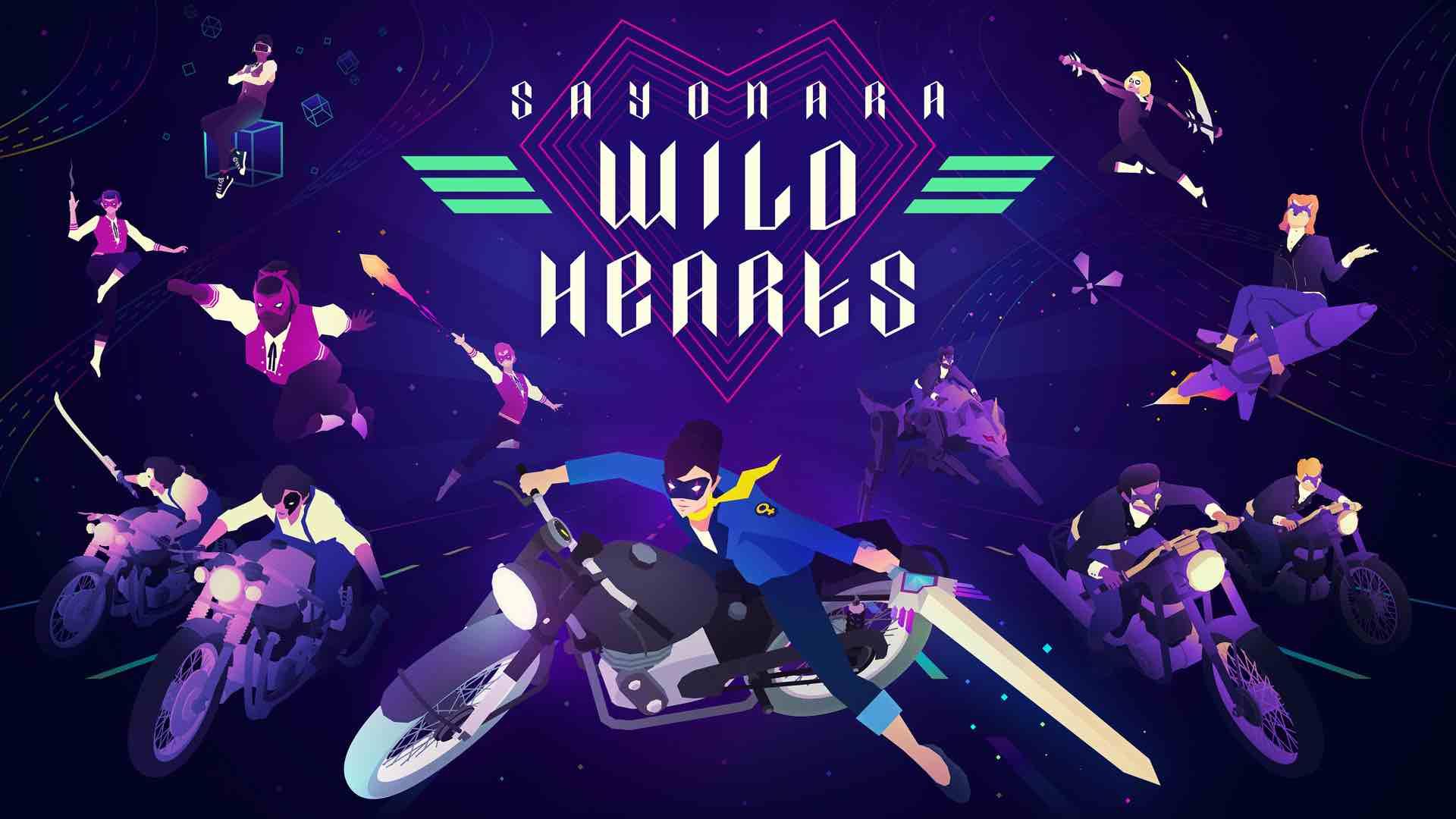 TSS Favorite Games — Sayonara Wild Hearts