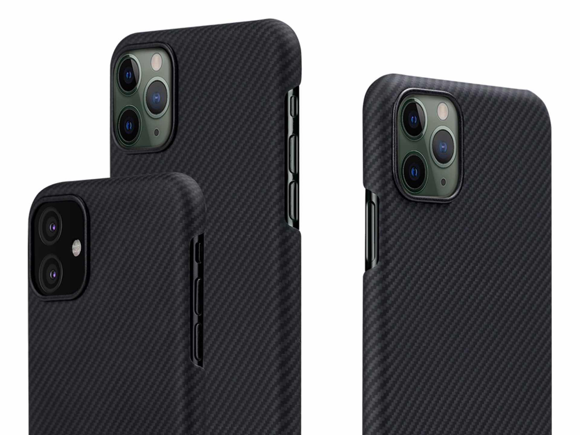 PITAKA Air Case for iPhone 11/Pro/Max