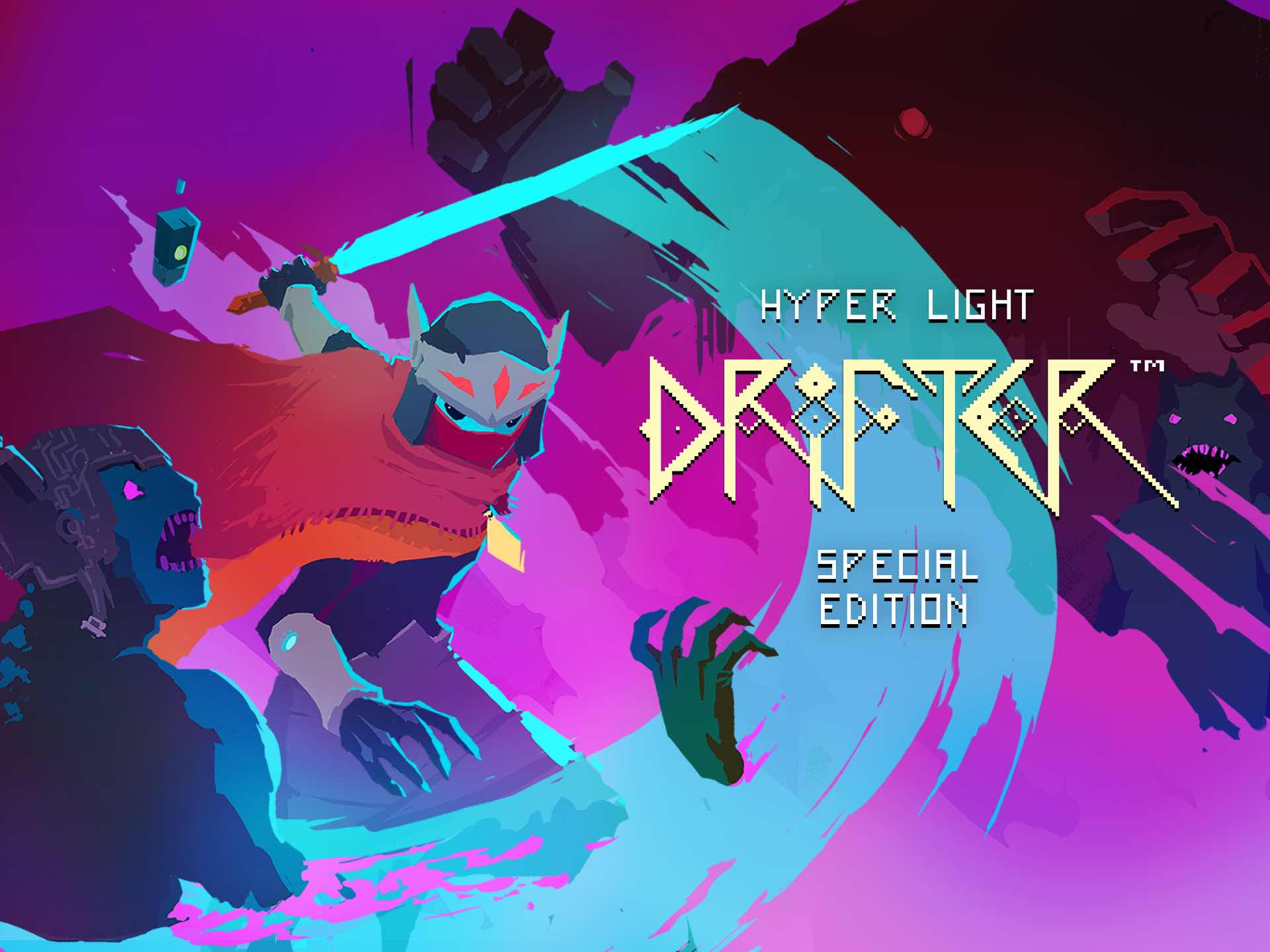 TSS Favorite Games — Hyper Light Drifter: Special Edition