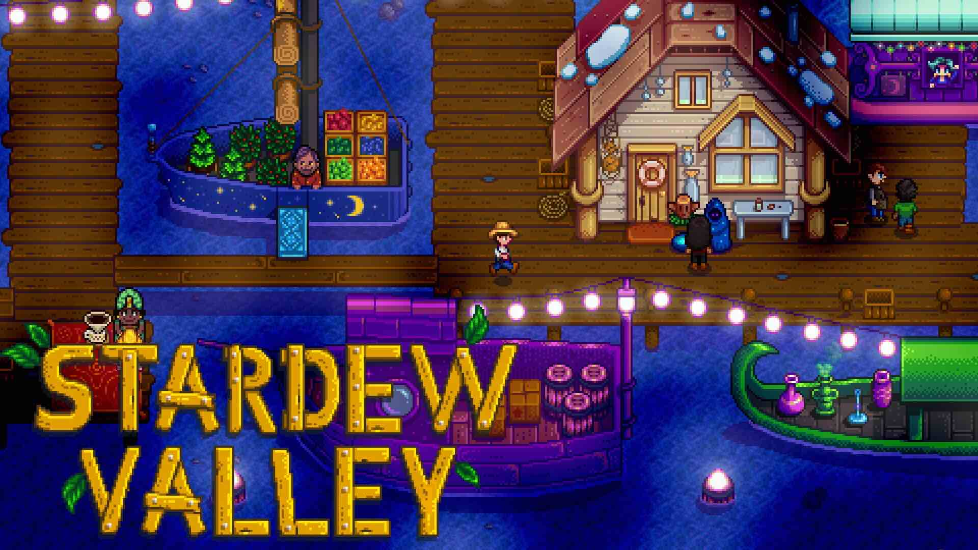 TSS Favorite Games — Stardew Valley