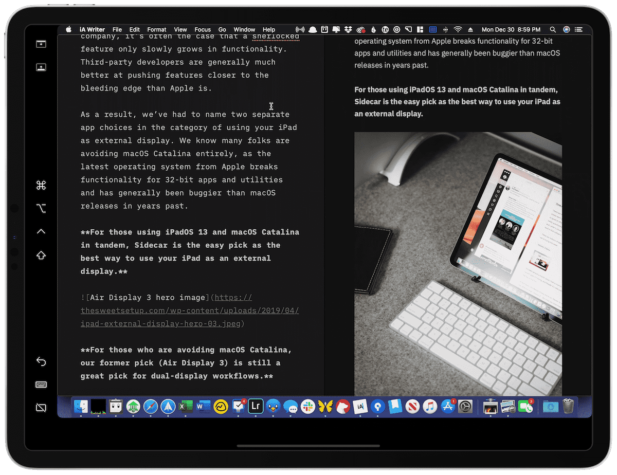 Wireless external monitor app mac pro