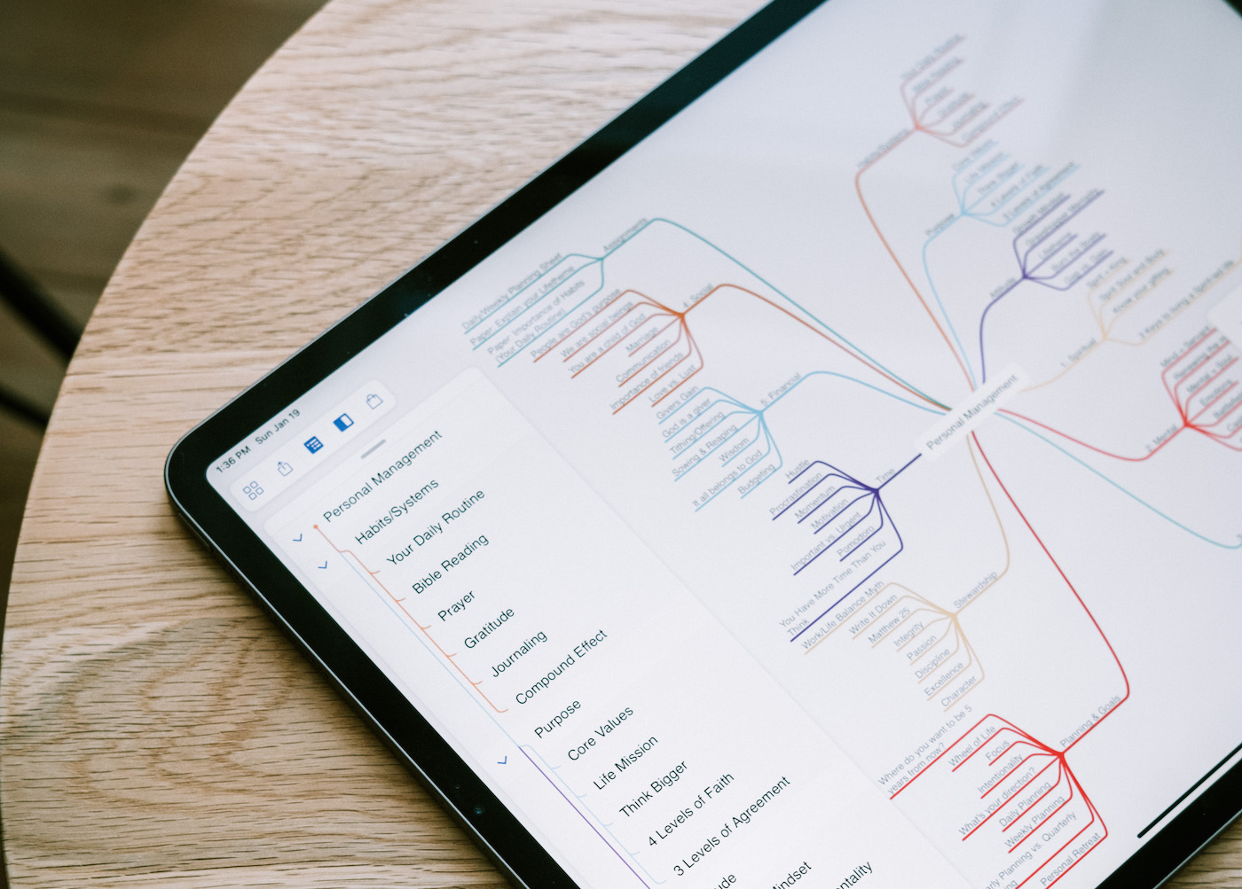 We updated our review for best mind mapping app