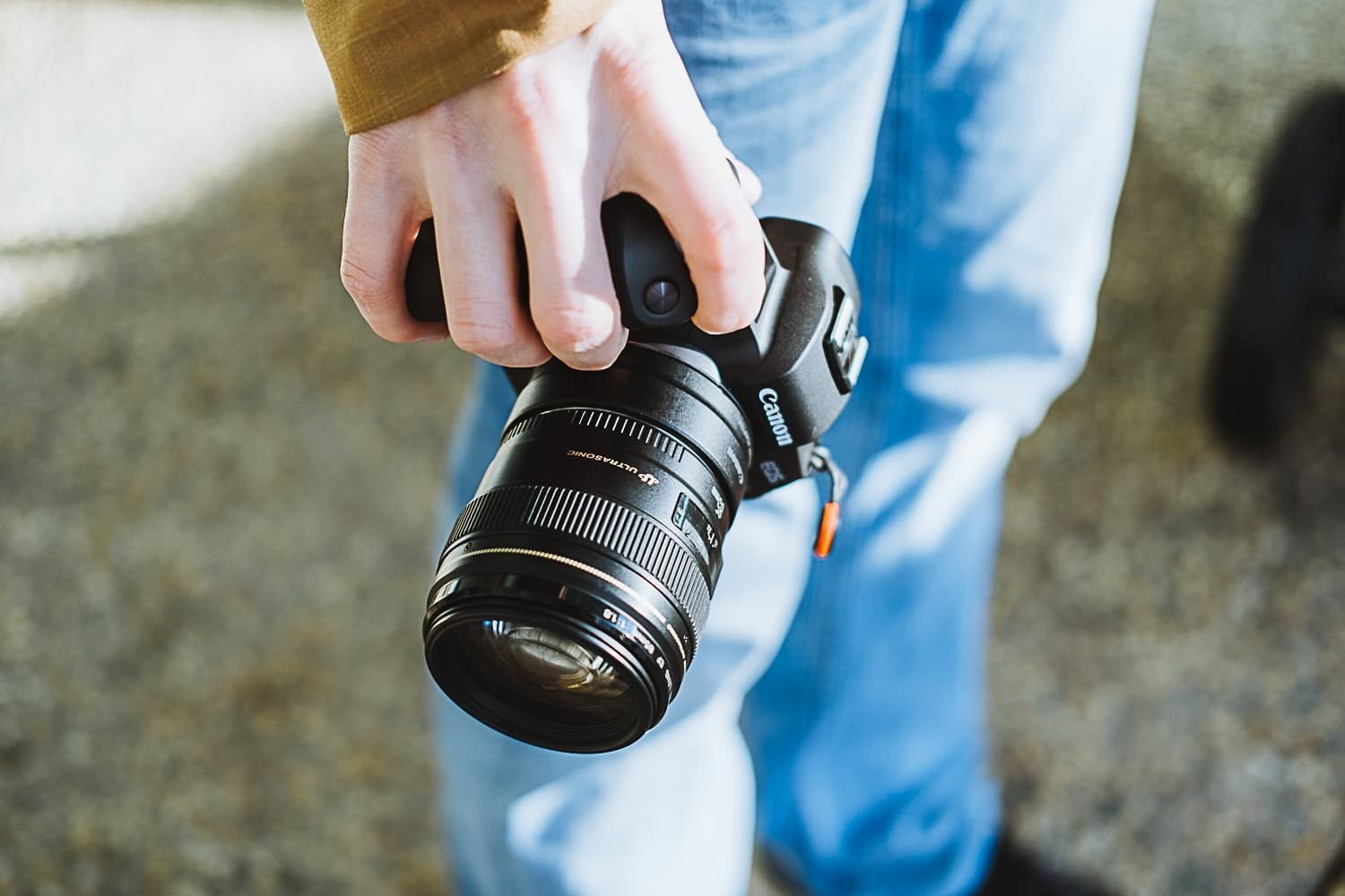 First Impressions of the Canon EOS R