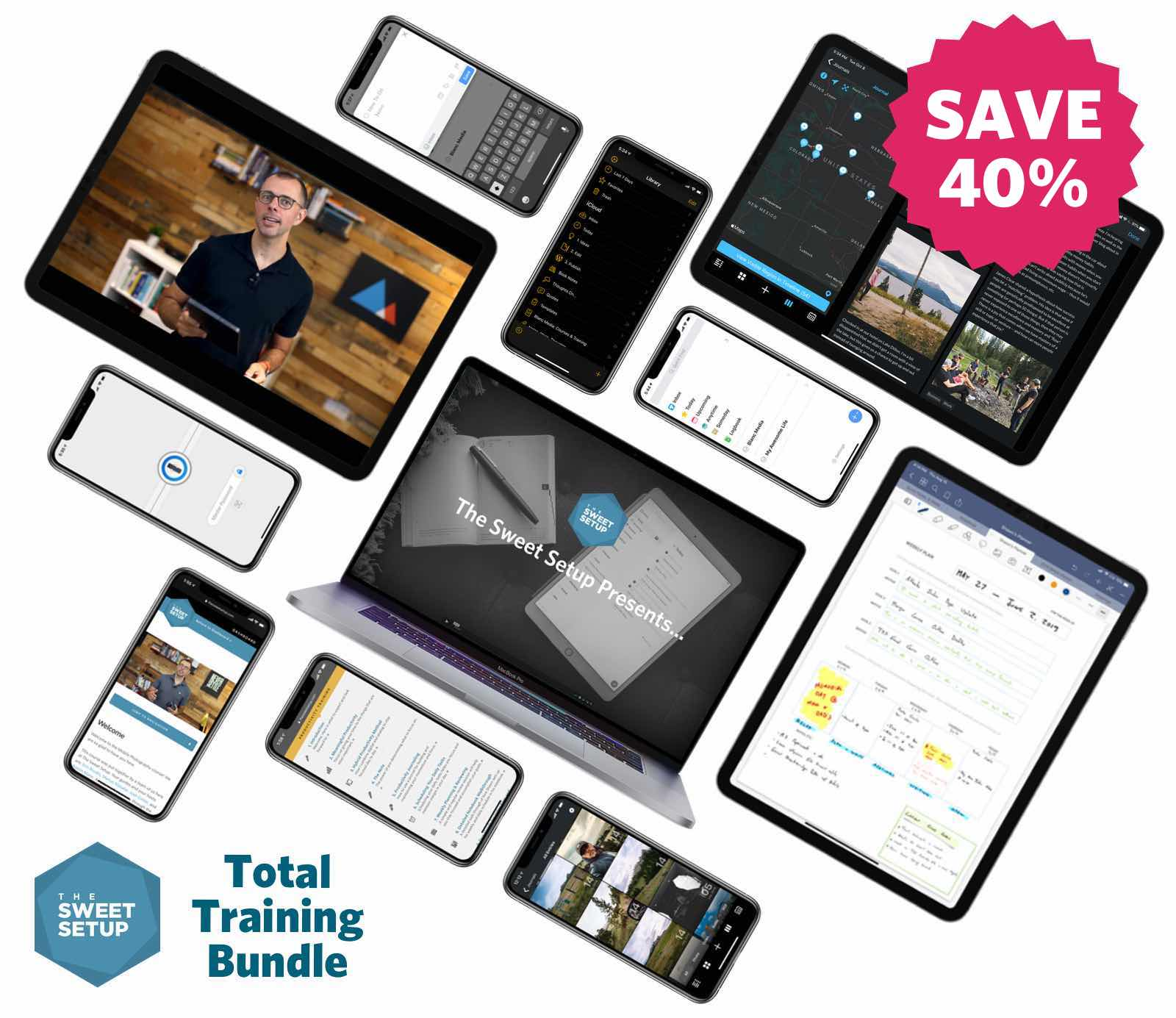 Total Training Bundle