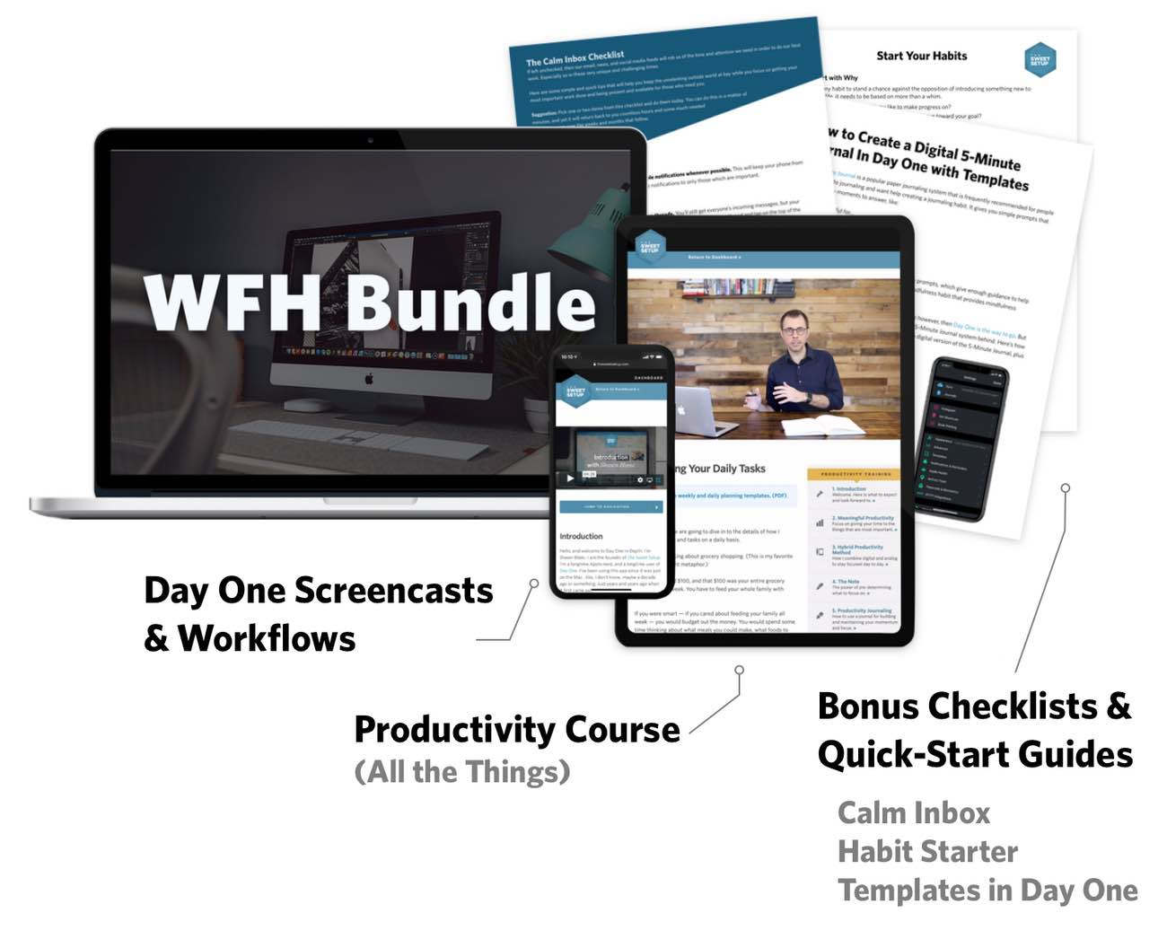 Work From Home Course Bundle