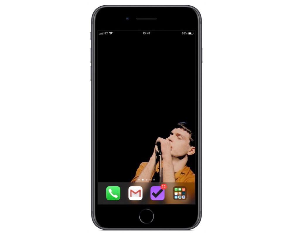 Brian McCabe's iPhone