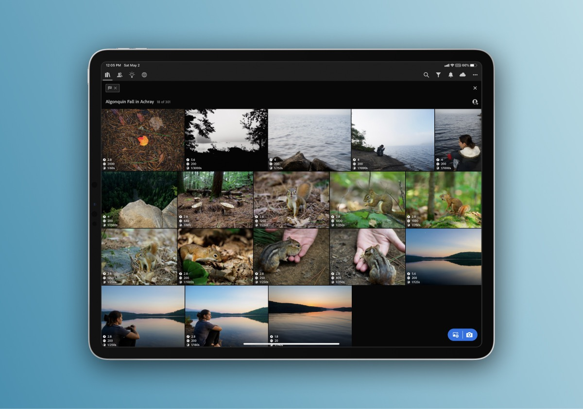 Lightroom is still the only choice designed specifically for advanced and professional users.
