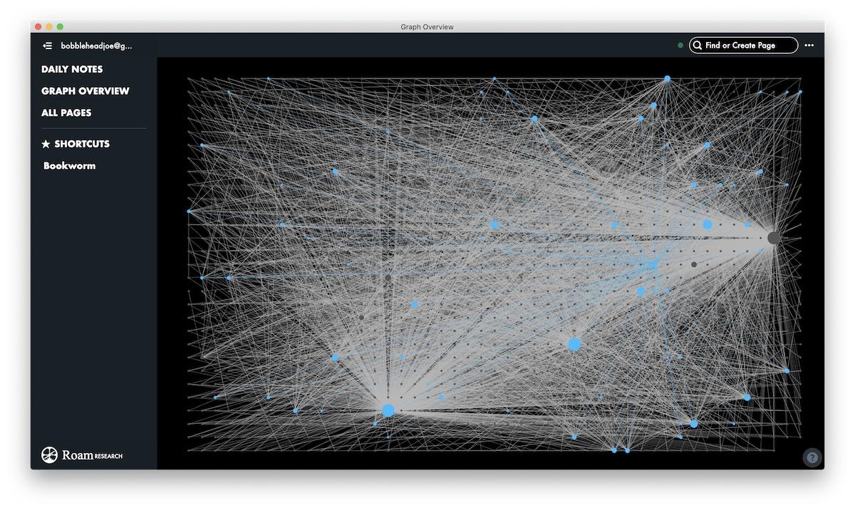 Roam Graph Overview