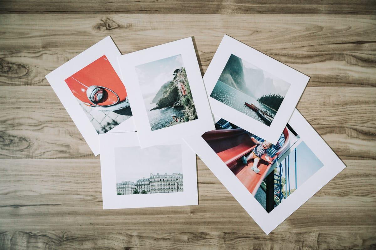 Ultra-Thick Signature prints