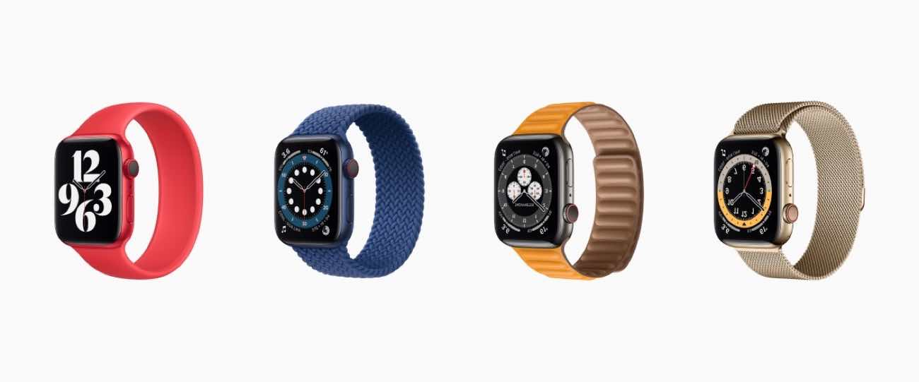 Apple Watch 2020 new bands and colors