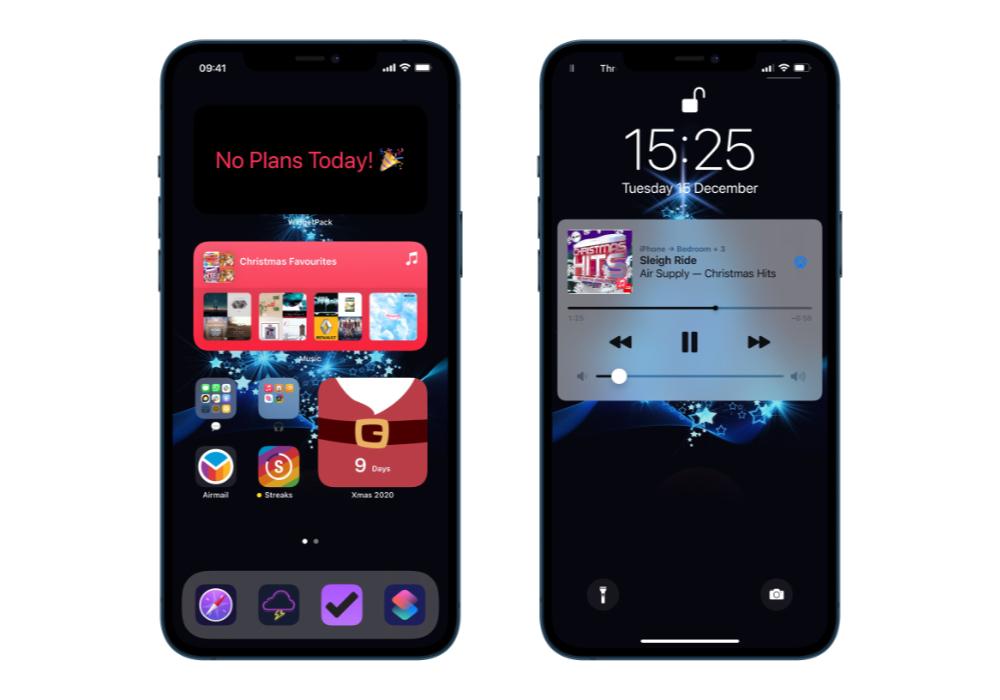 iOS 14.3 Home Screen and Shortcuts Improvements