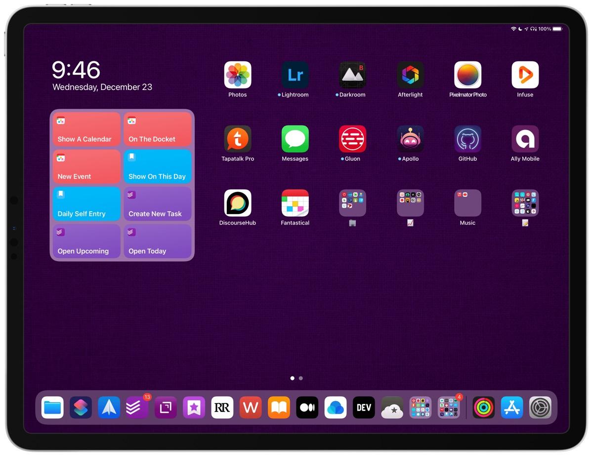 Tiffany white's iPad Pro