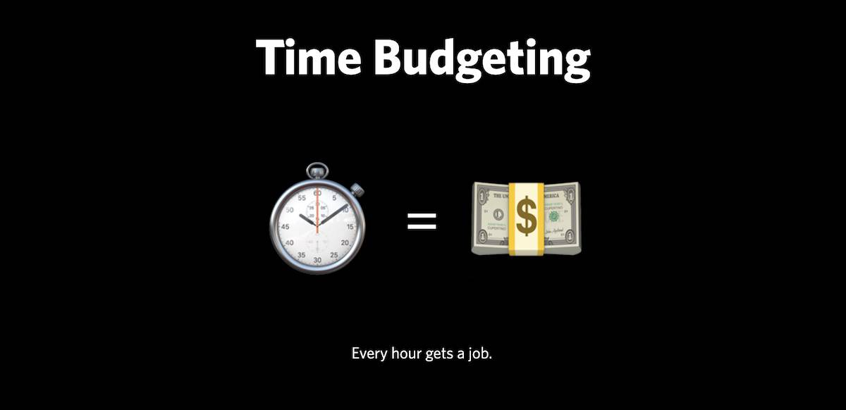 Beating Procrastination with Time Budgeting (TSS WEBINAR)