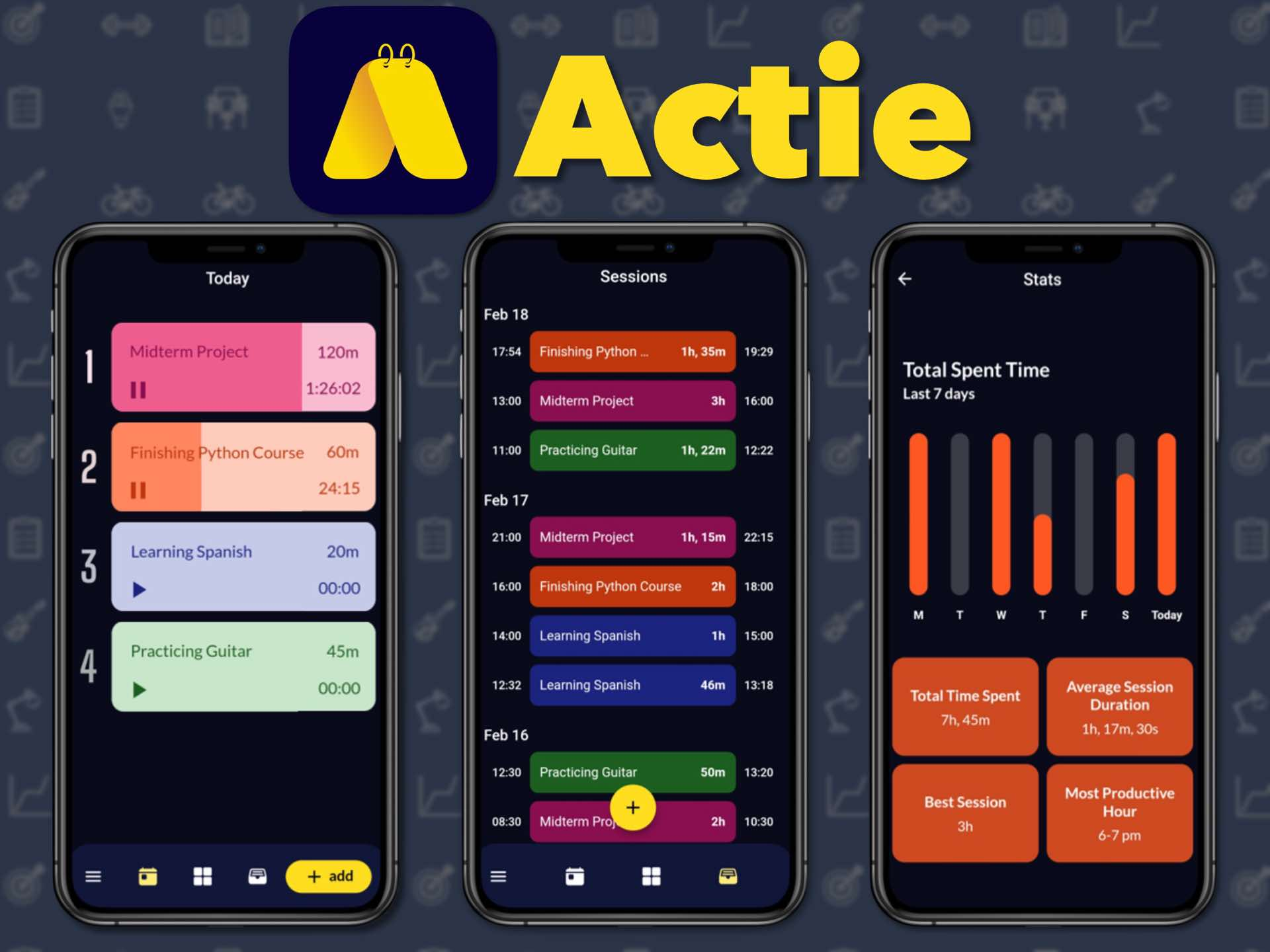 actie-a-daily-planner-by-priority-for-iphone